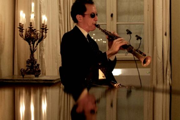 Glauco Cerejo em evento no Palácio da Cidade RJ